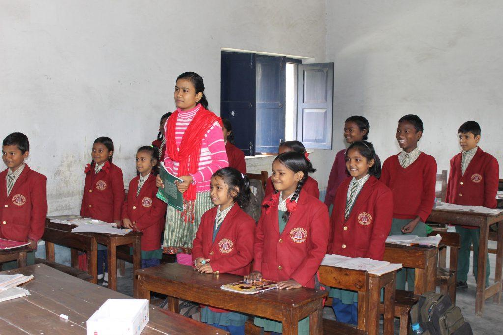 Undervisning i klasserommet