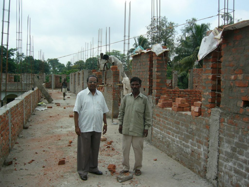 Bygging av trinn-2 på skulen